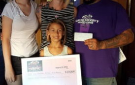 Annual Motorcycle Ride Awards $27K To Local Family