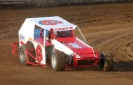 Vintage Modified series at Sportsmans Speedway Sunday