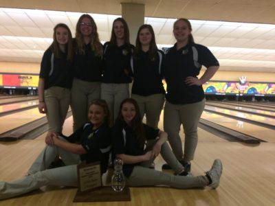 Butler Girls Bowlers win PA Western Regional/Boys runner-up