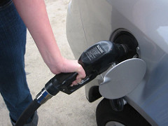 AAA: Gas Prices Down, Slightly