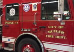 Butler City Home Destroyed in Fire