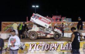 Kyle Larson wins Silver Cup