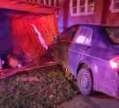 Vehicle Accident Destroys Downtown Nativity Scene