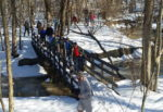 Presidents Day Is Today, But Cherry Pie Hike Is Saturday